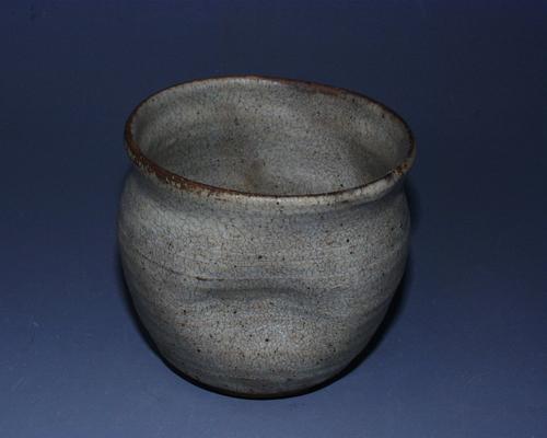のぼり粉引コロ焼酎カップ