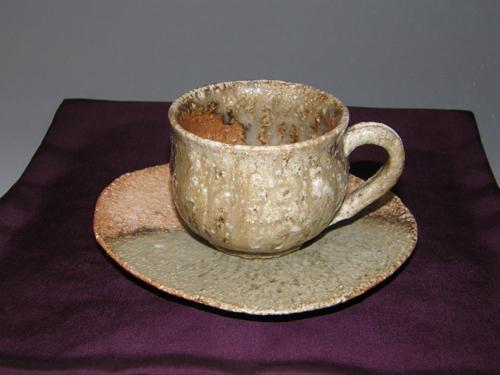 穴窯コーヒーc/s