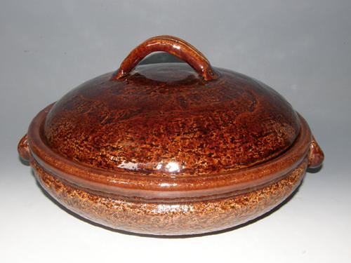 アメ釉なんでも鍋