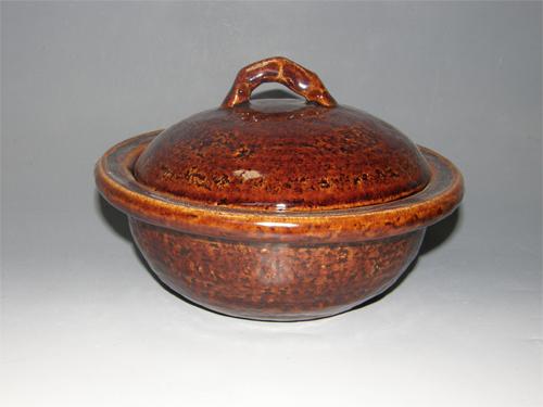 アメ釉さぬき鍋焼き鍋